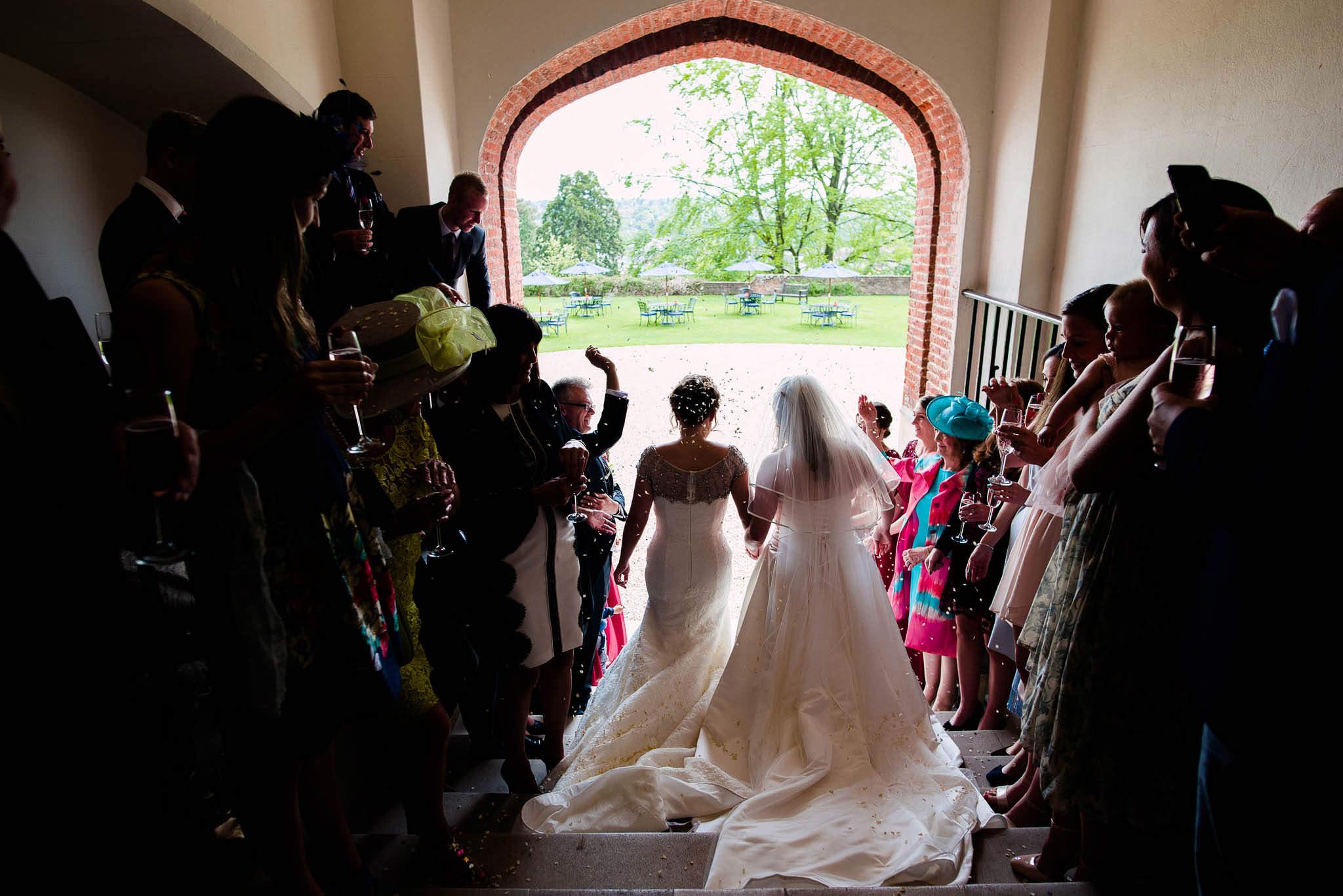 Farnham Castle Wedding Photos-186