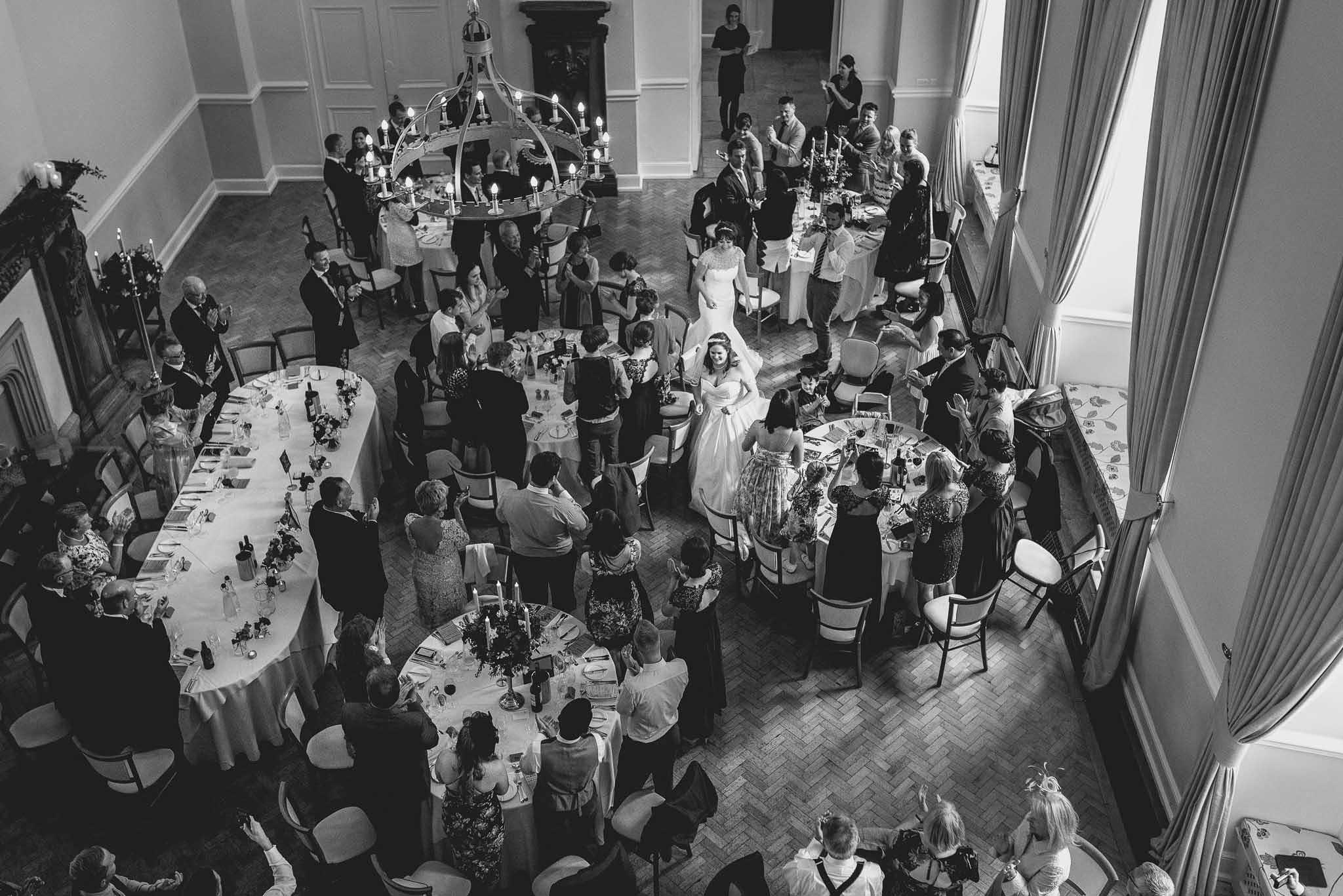 Farnham Castle Wedding Photos-338