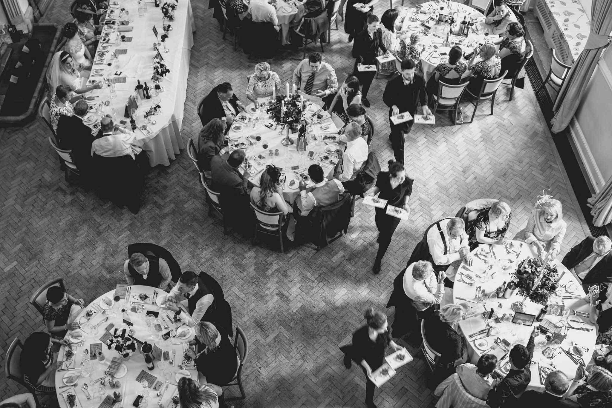 Farnham Castle Wedding Photos-381