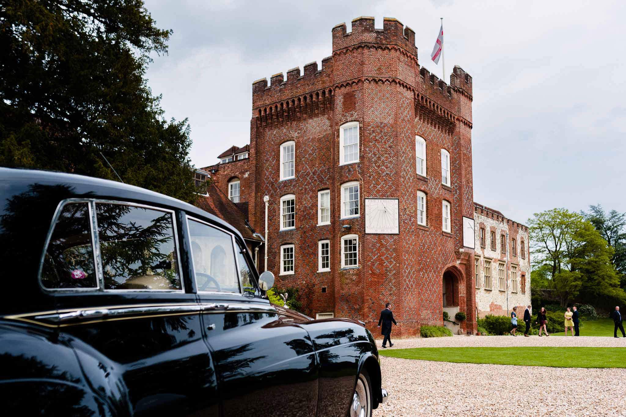 Farnham Castle Wedding Photos-47