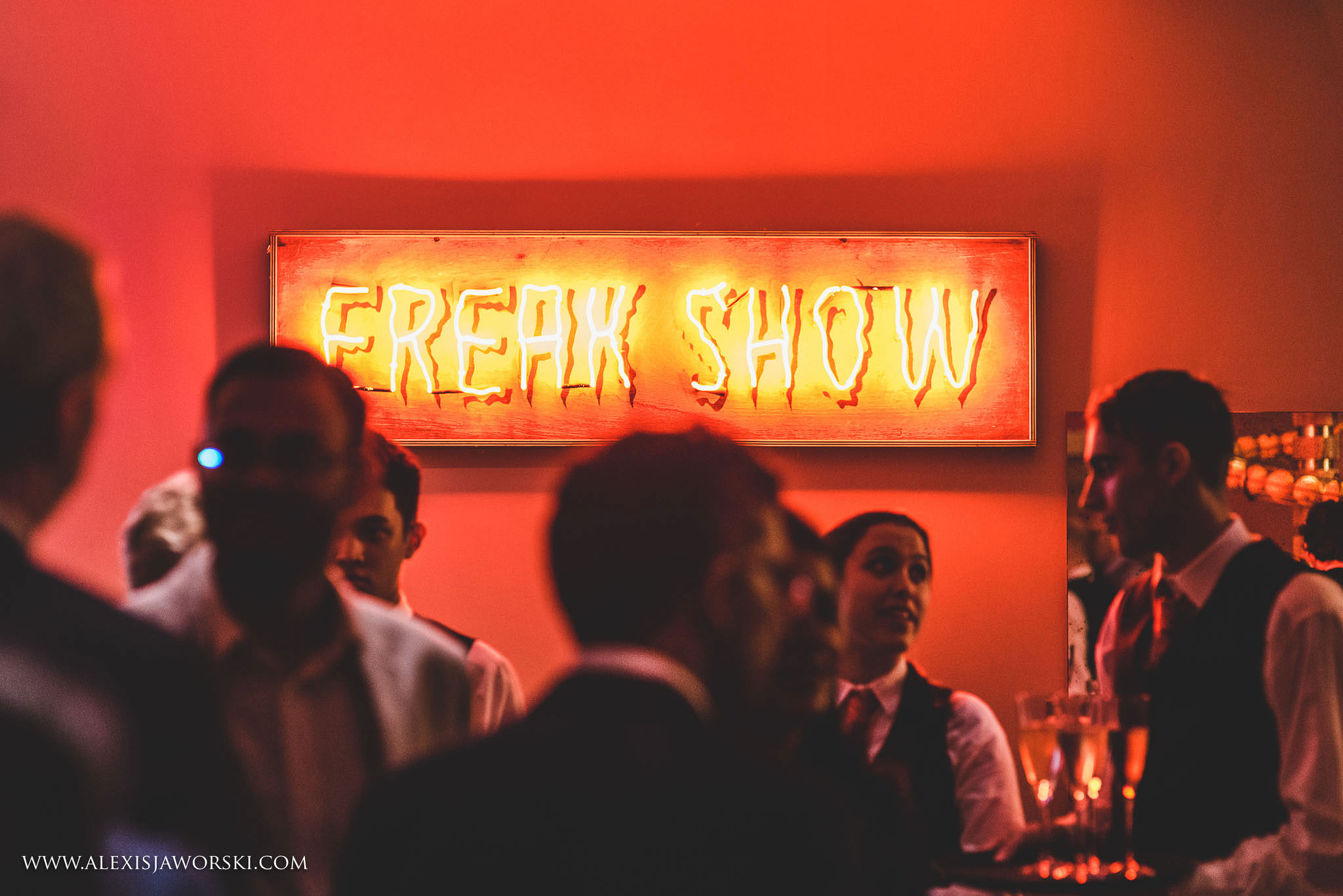 Freak Show image at the Hotel