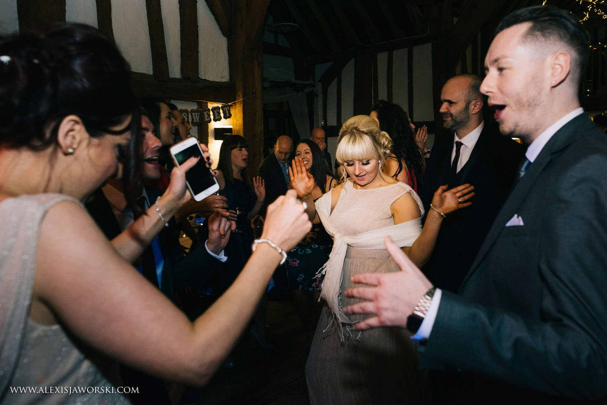 Tudor Barns Wedding Photography-465-2