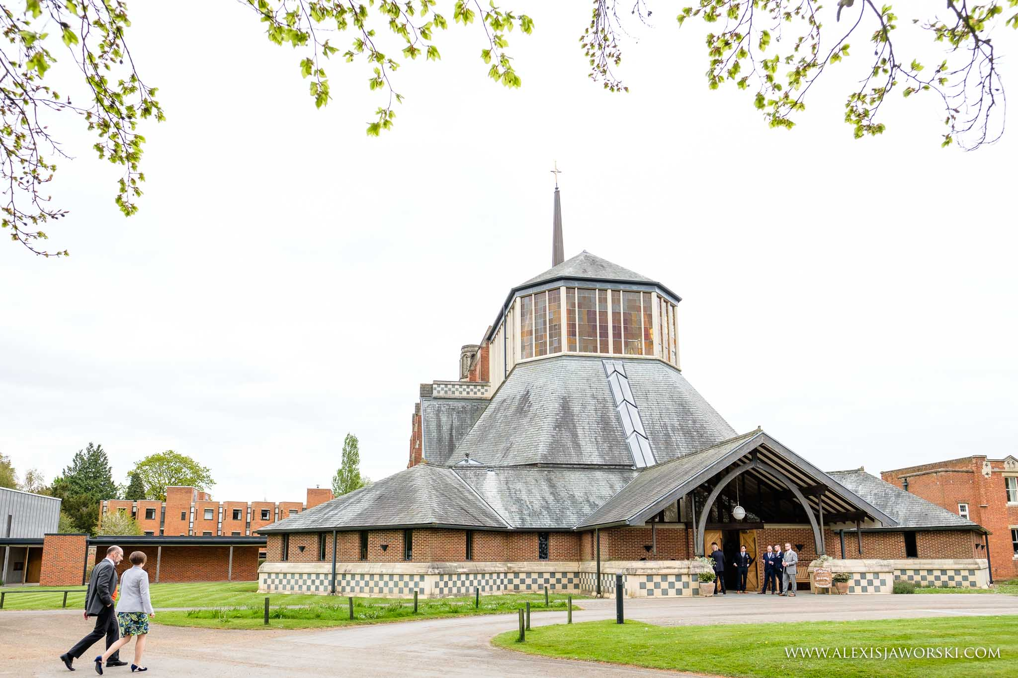 Douai Abbey Berkshire