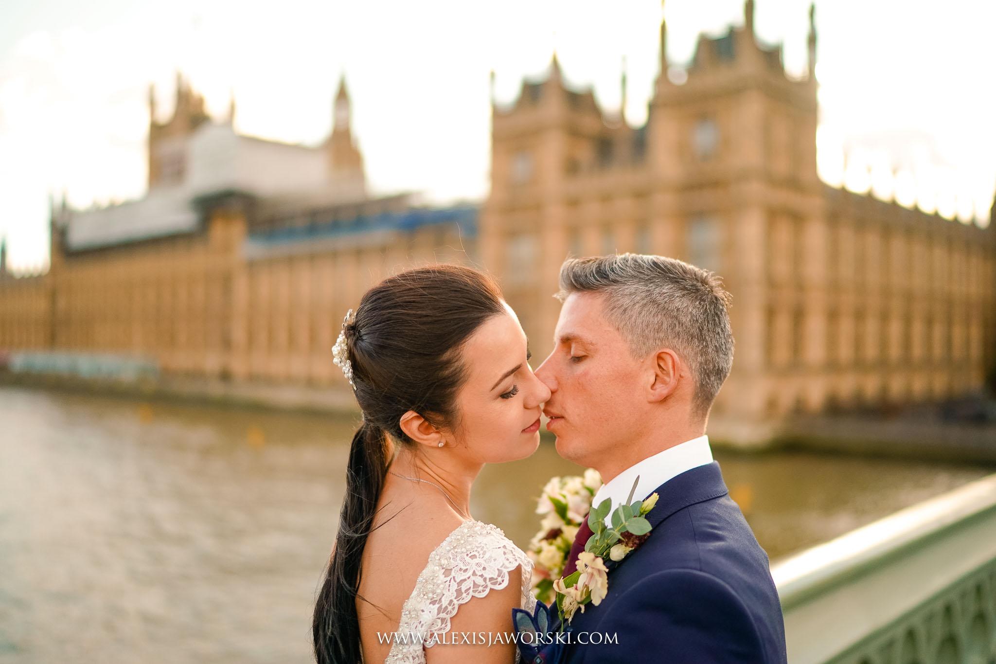 Big Ben wedding Photos
