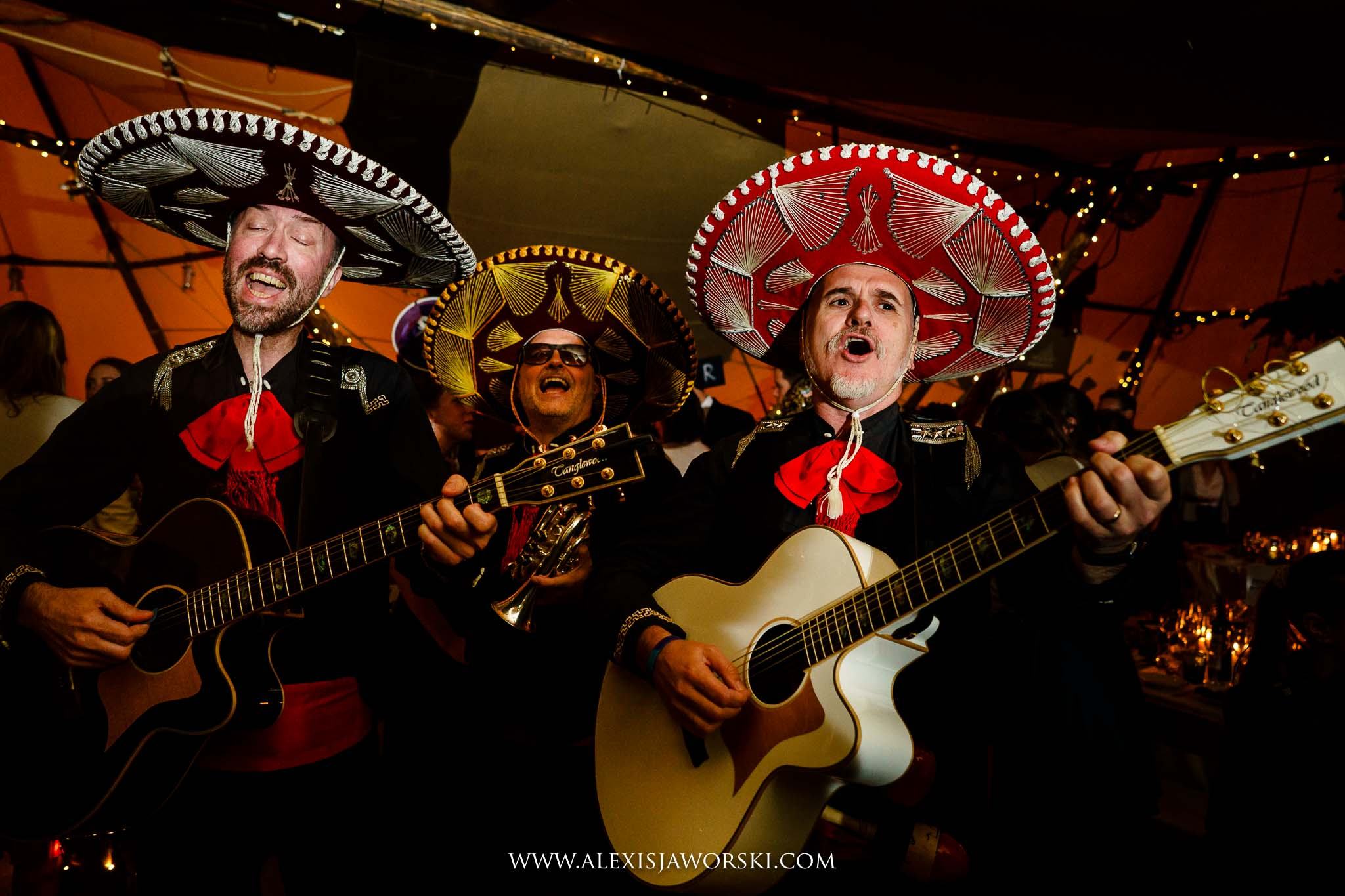 the mariachi band