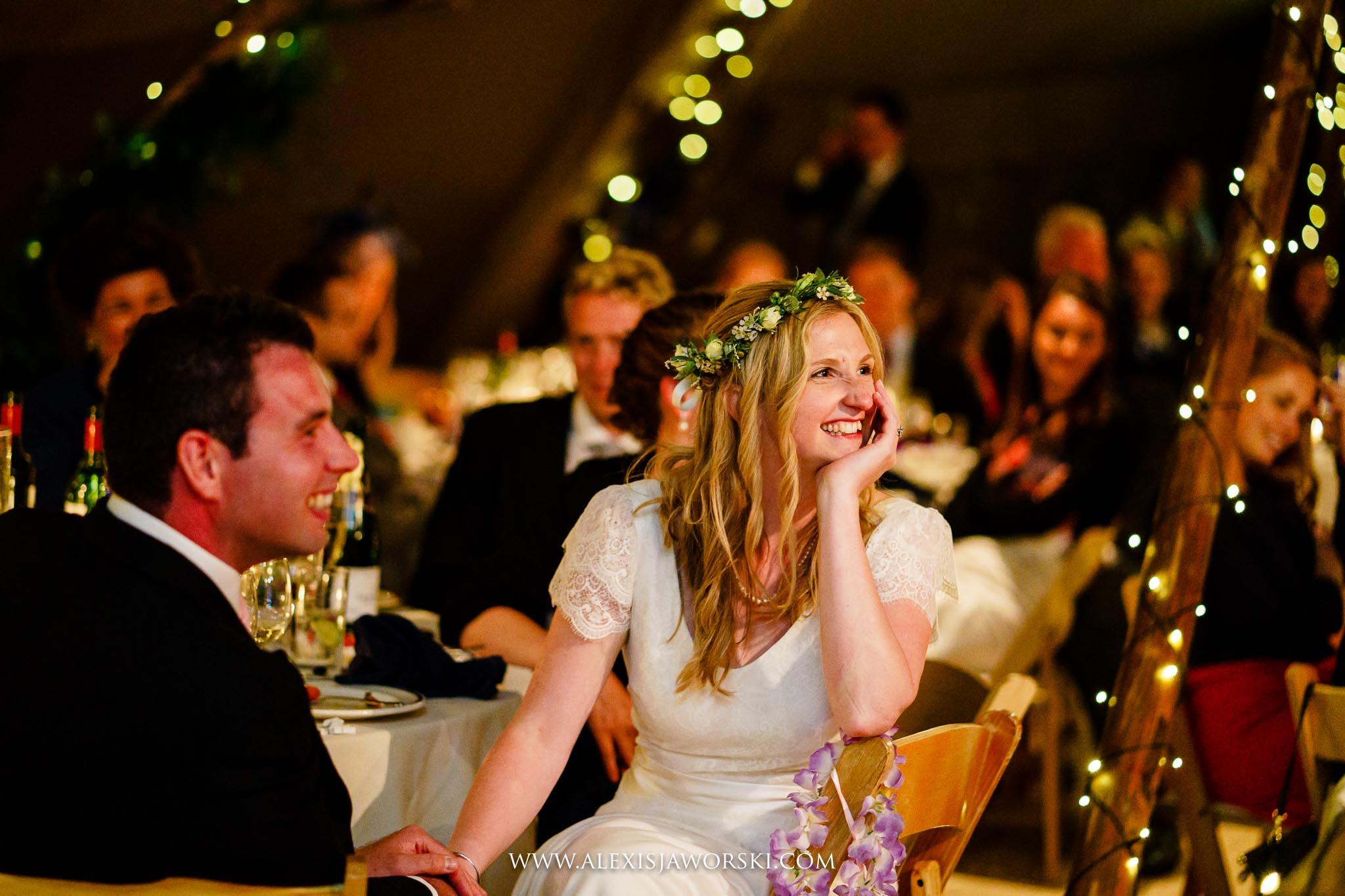 the wedding speeches
