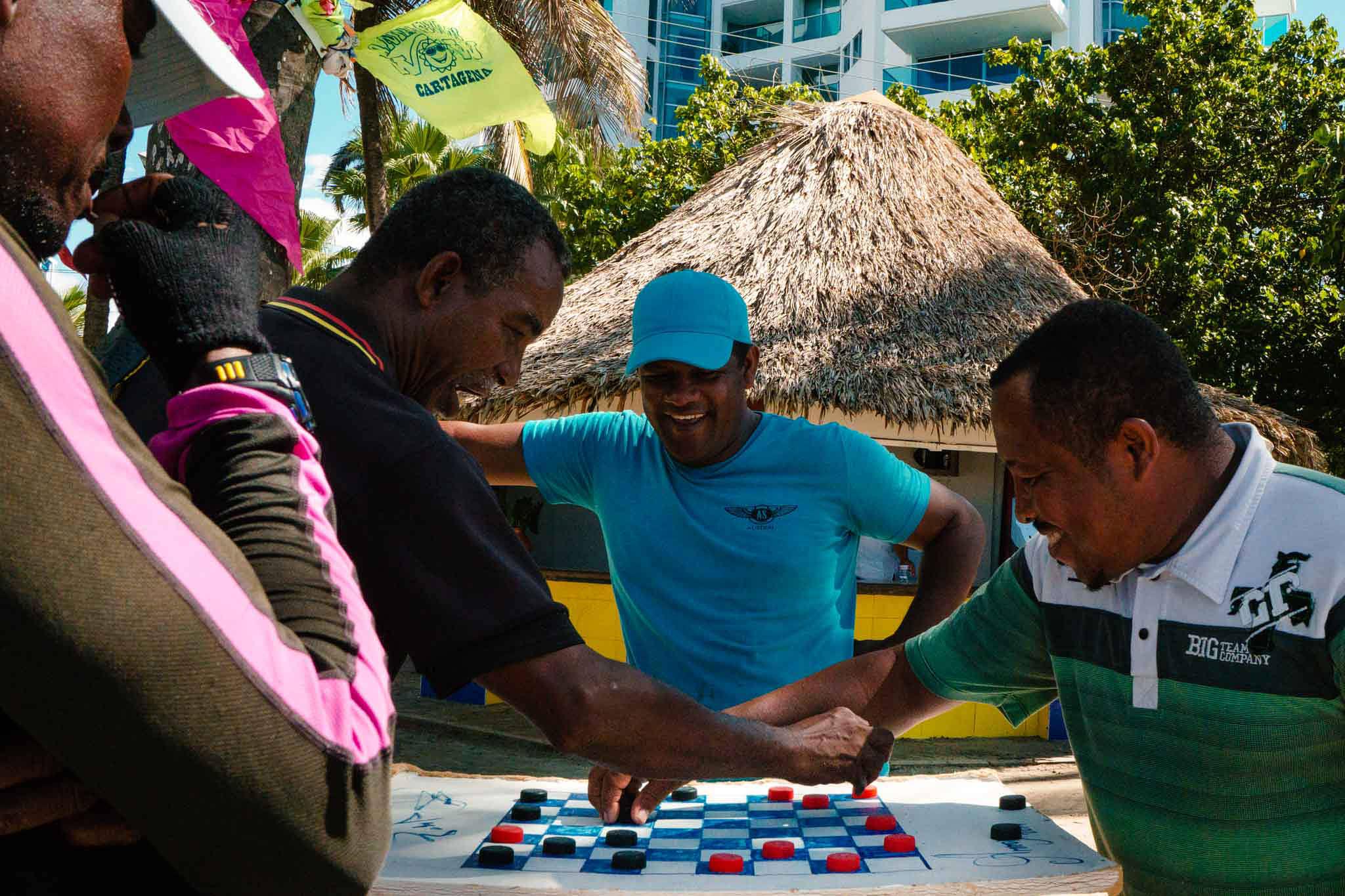 Cartagena street photo