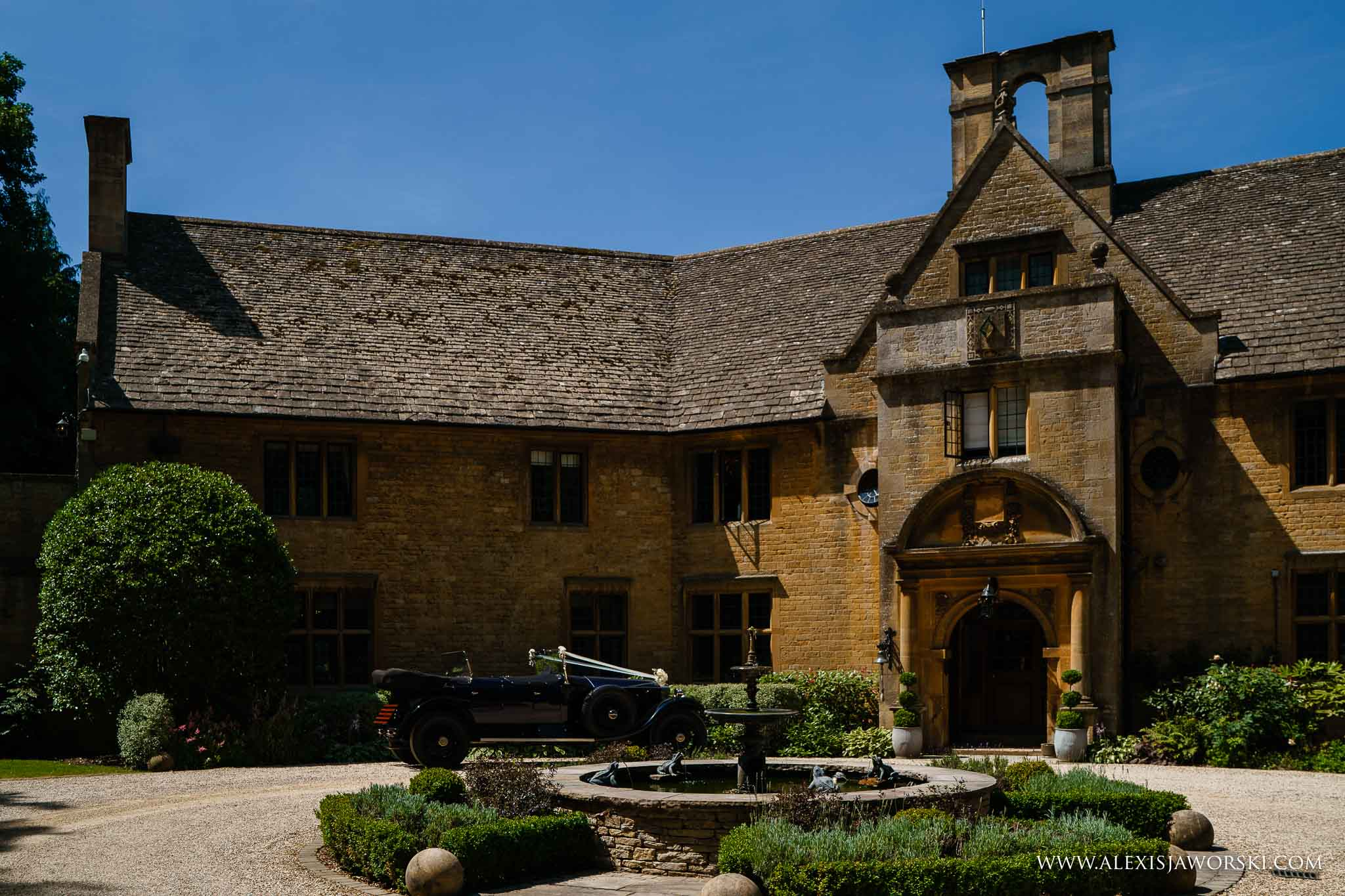 Foxhill Manor venue photo