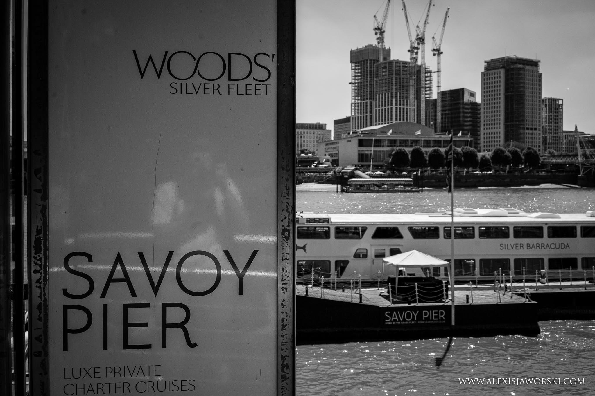 The Savoy Pier