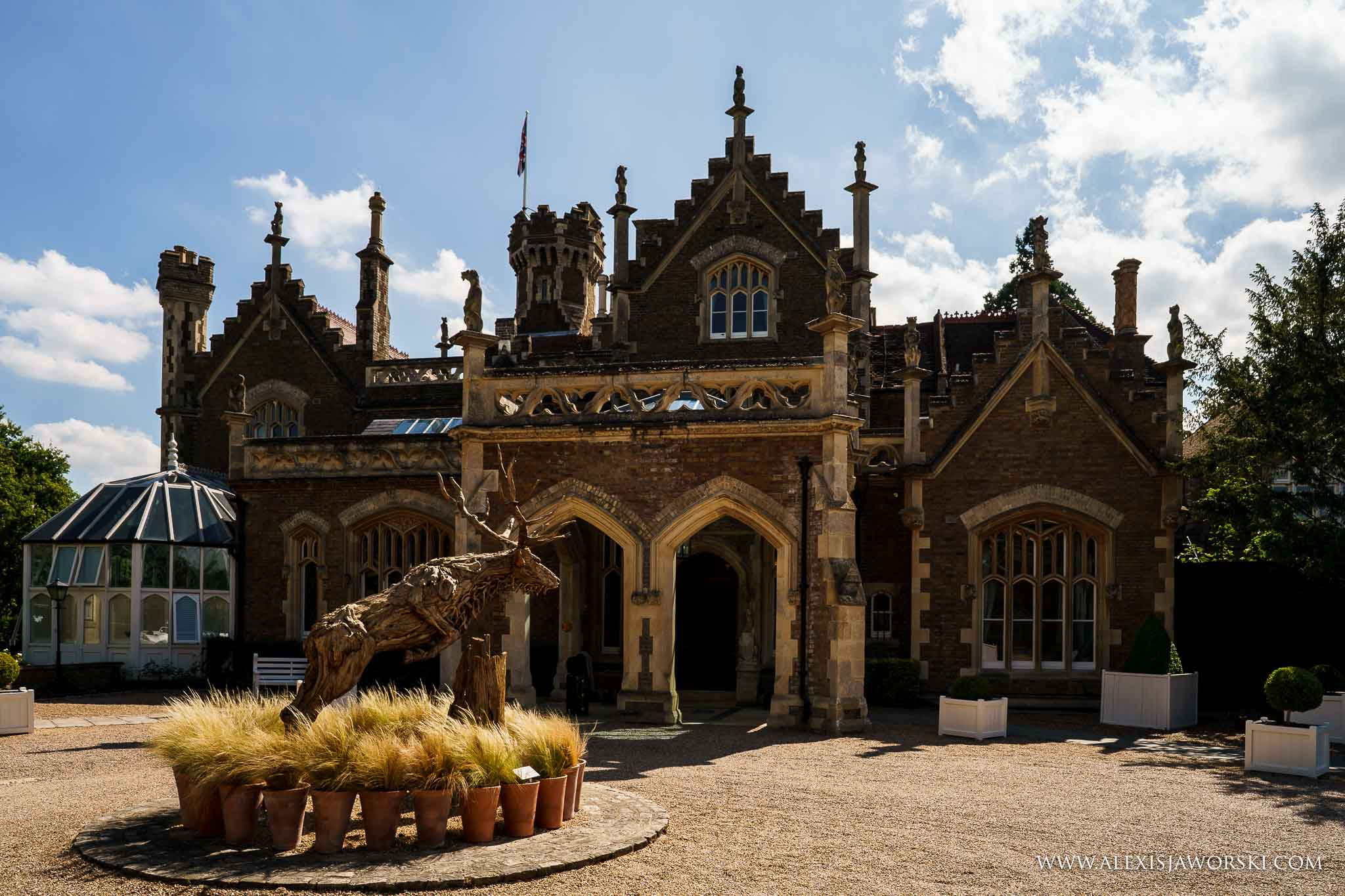 Oakley Court venue photo
