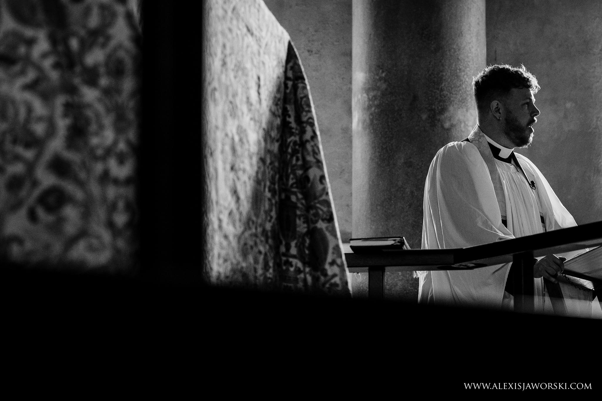 priest speech
