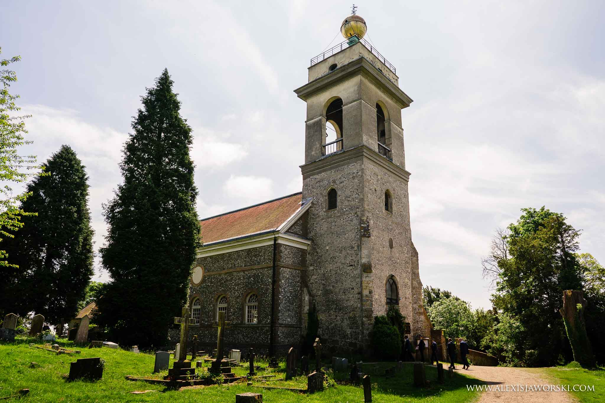 Church in West Wycombe