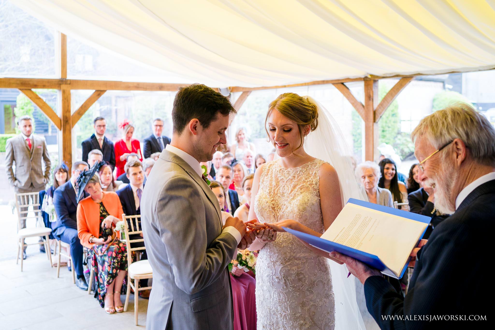 wedding ceremny