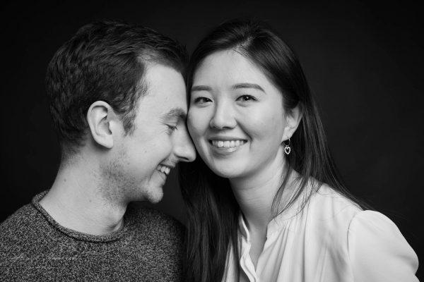 Happy couples portraits