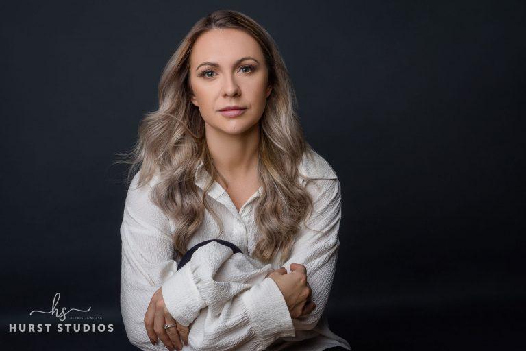 Woman portrait photography berkshire